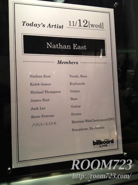 nathan east live 2014 2
